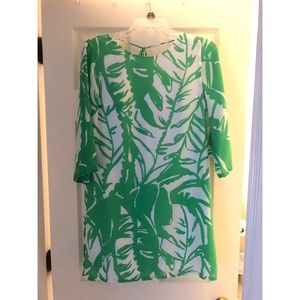 Lily Pulitzer Target Green Dress
